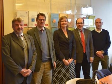 CePCO meets the International Labour Organization