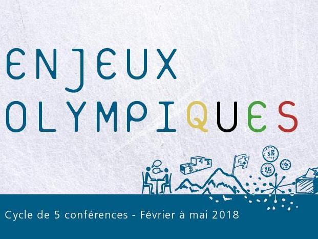 Cycle de conférences - EnJeux Olympiques