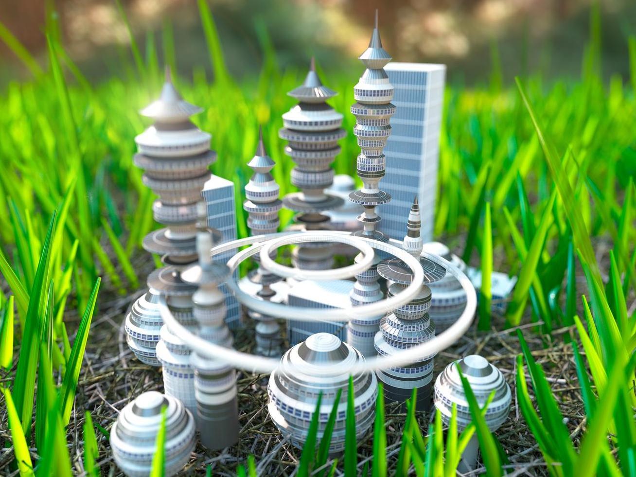 Des étudiant·e·s de la Faculté des HEC inventent la ville du futur.