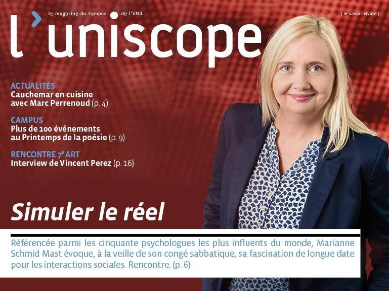 Et voici le nouvel uniscope!