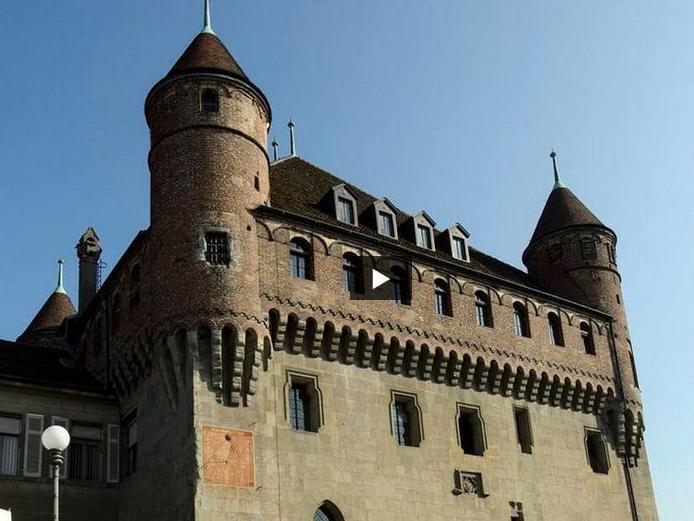 Aymon de Montfalcon, l'évêque retourne au Château