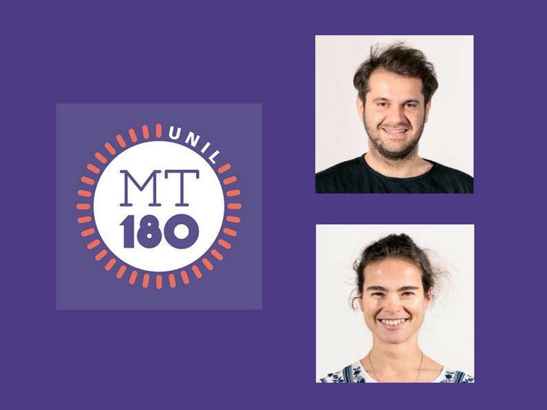 Concours MT180: deux candidat·es ont représenté HEC Lausanne