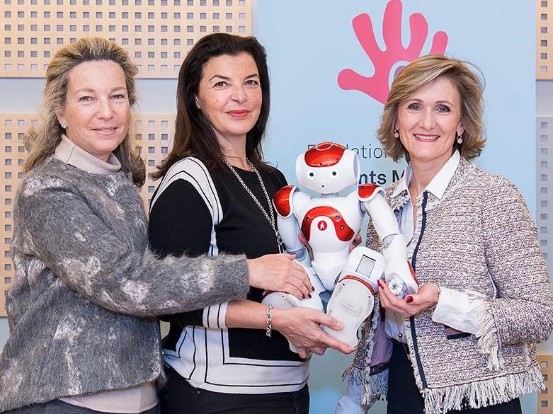 NAO, le robot au service des enfants autistes