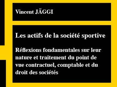 Publication │Les actifs de la société sportive