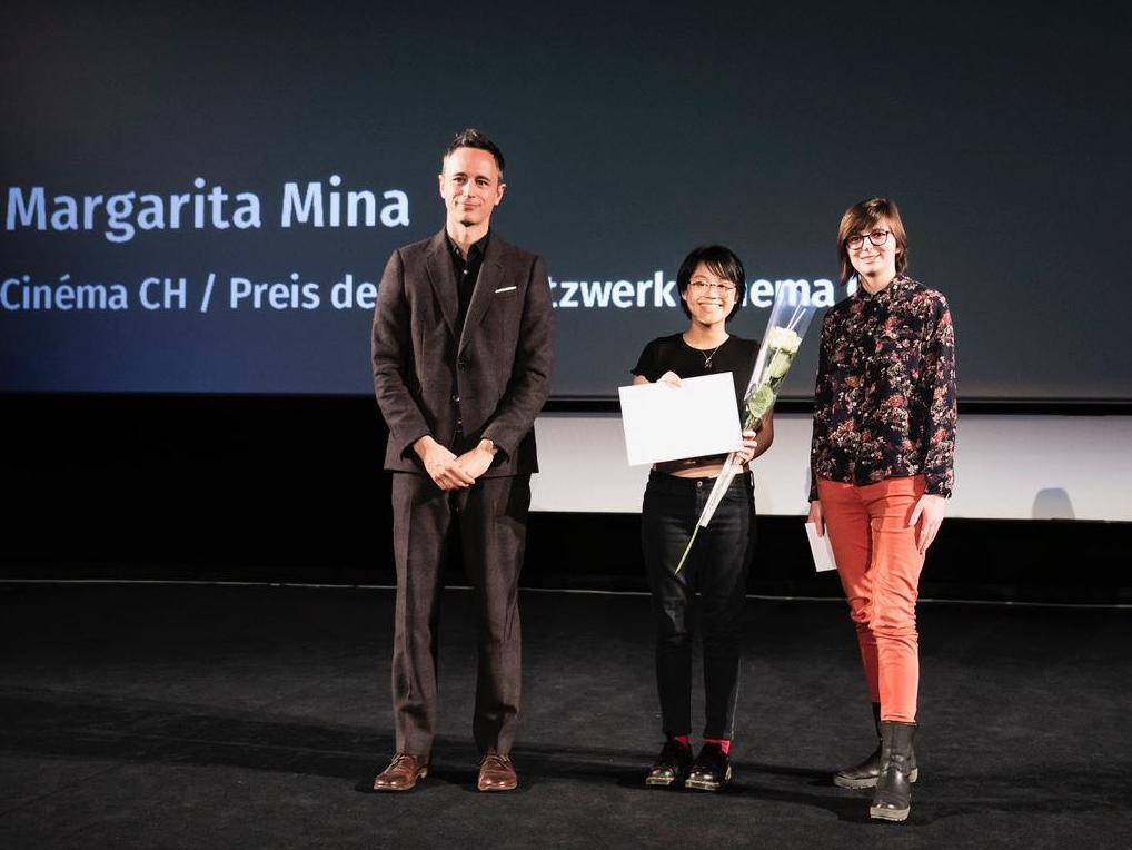 Puppy Love (Philippines, Margarita Mina) reçoit le Prix 2018 du Réseau Cinéma CH