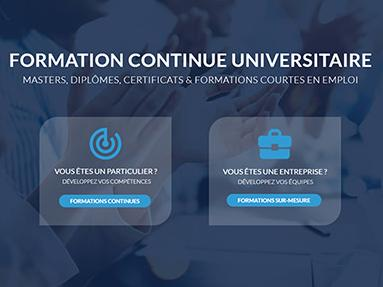 Formation continue à HEC Lausanne: nouvelle plateforme web de l'Executive Education
