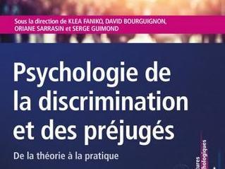 Psychologie de la discrimination et des préjugés