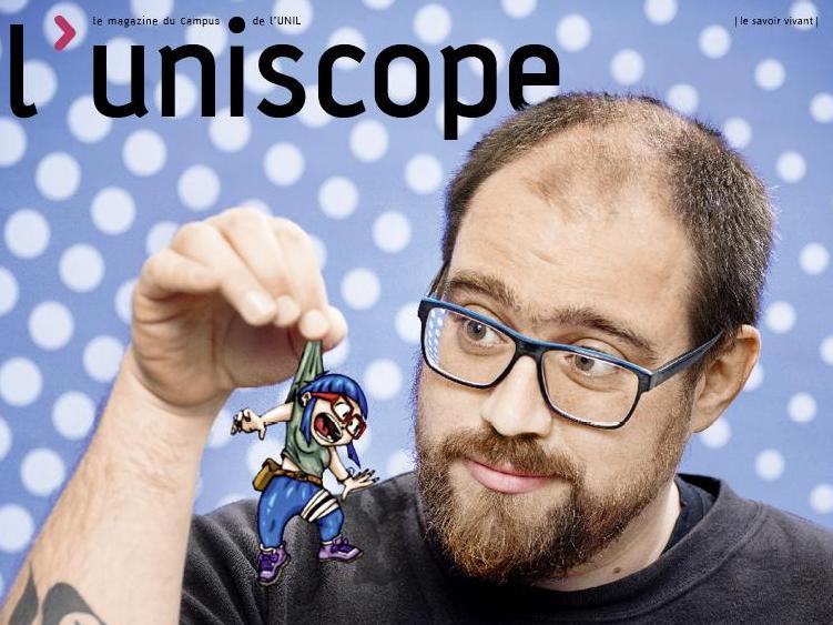 L'uniscope est  dans les bacs !