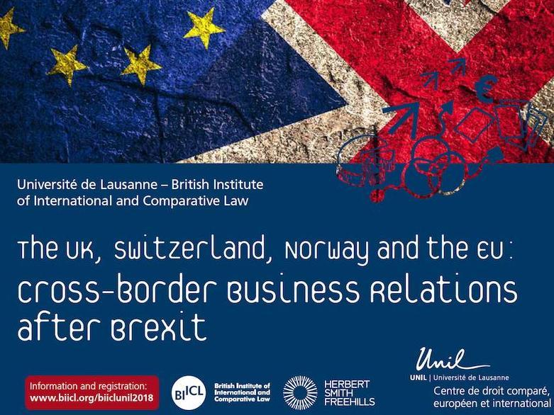 Conférence│Relations transfrontalières d'affaires après le BREXIT
