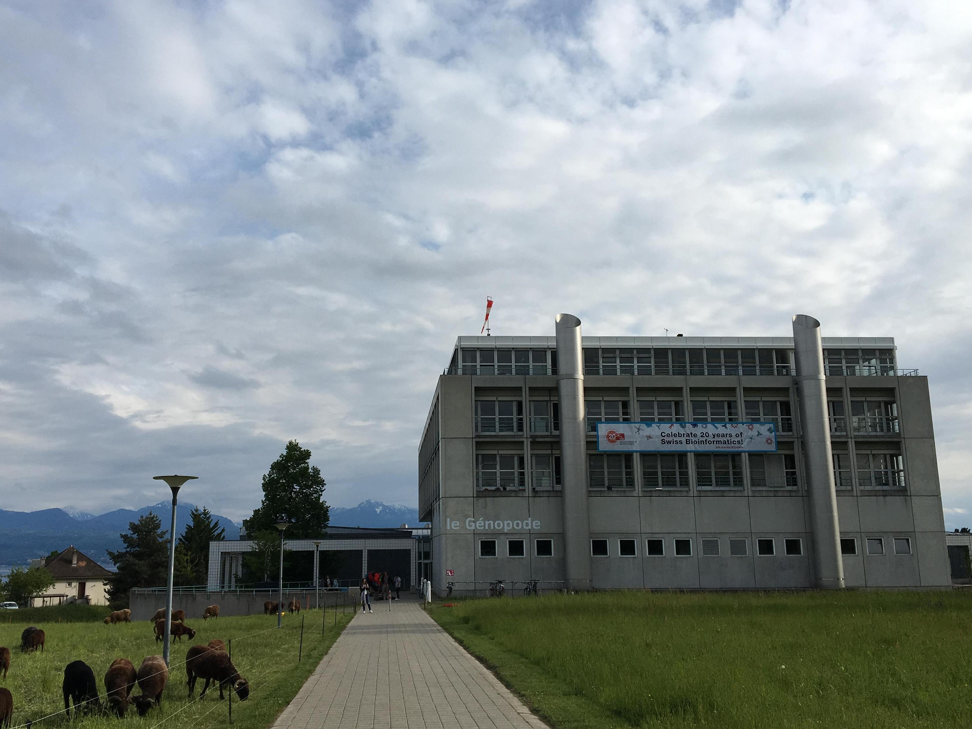 La bioinformatique suisse s'affiche!