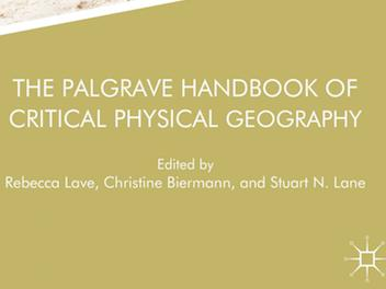 The Palgrave Handbook of Critical Physical Geography