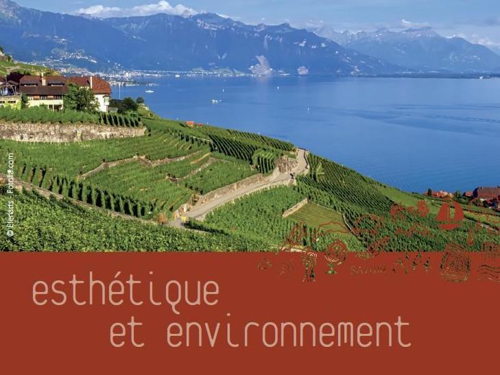 Les contributions du colloque «Esthétique et environnement» sont en ligne