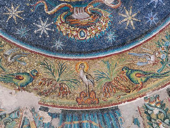 Entre terre et ciel. Les édifices à coupole et leur décor entre l'Antiquité tardive et le haut Moyen Âge
