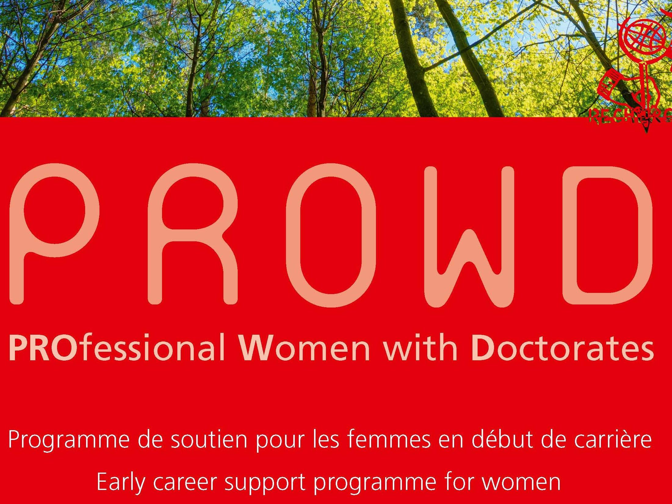 New early career support programme for women