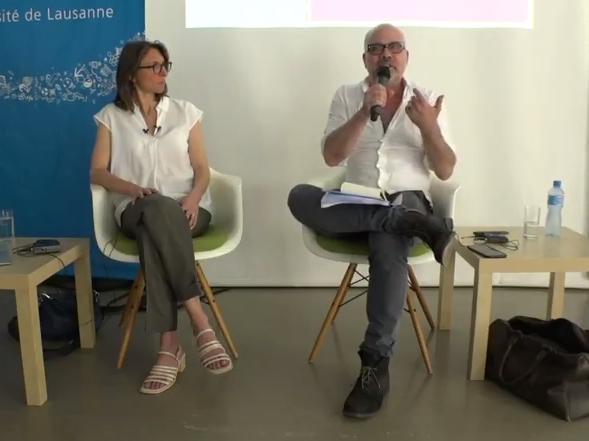 Visionnez la rencontre entre Nathalie Muller Mirza et Nic Ulmi