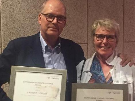 Les piliers du programme Mobilité récompensés par un FBM Award