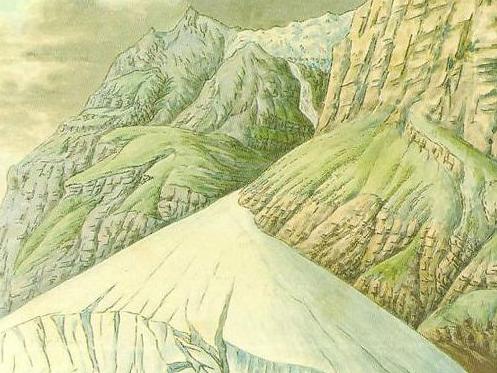 Les 200 ans de la débâcle du Giétro