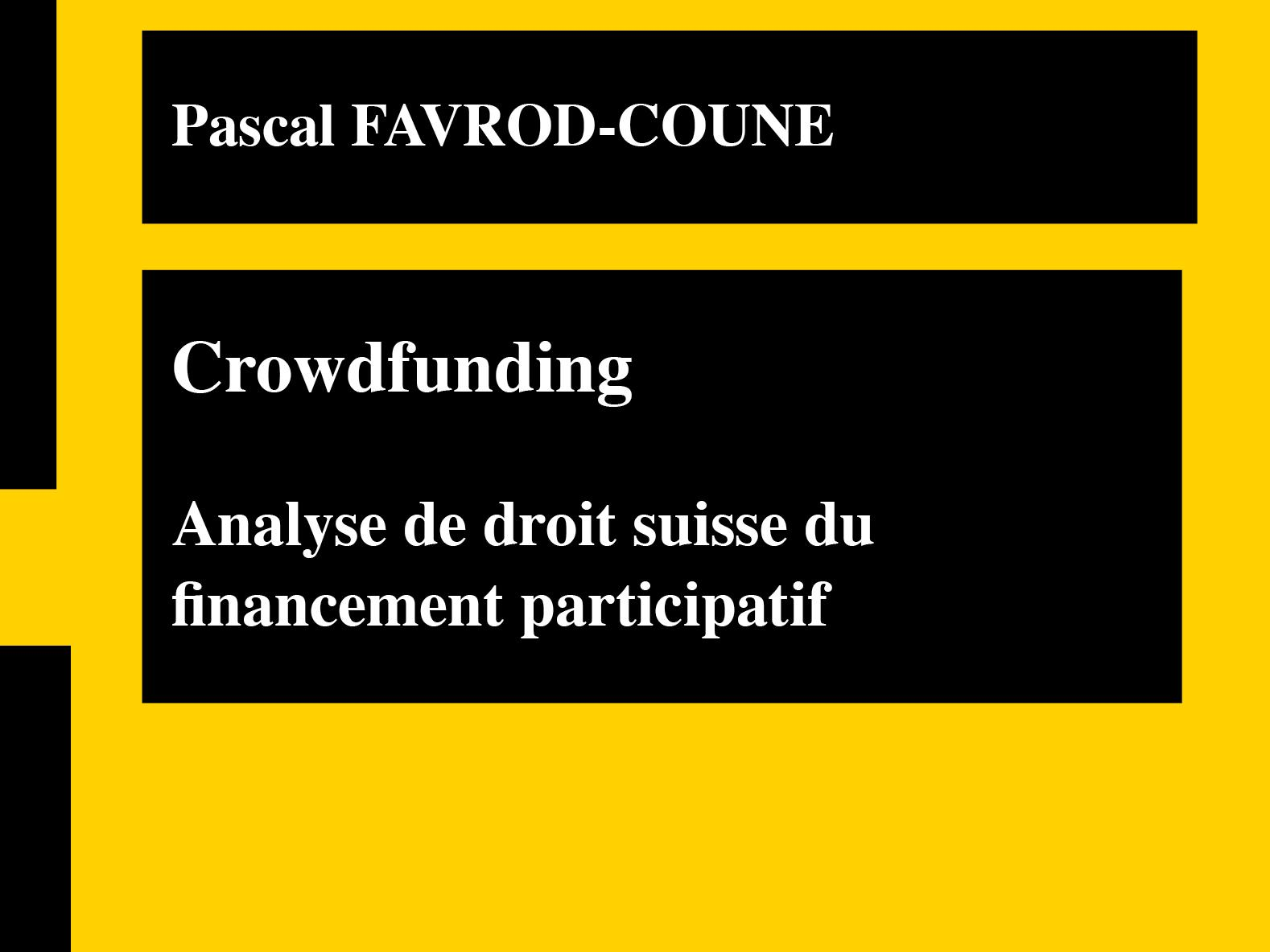 Publication │Crowdfunding
