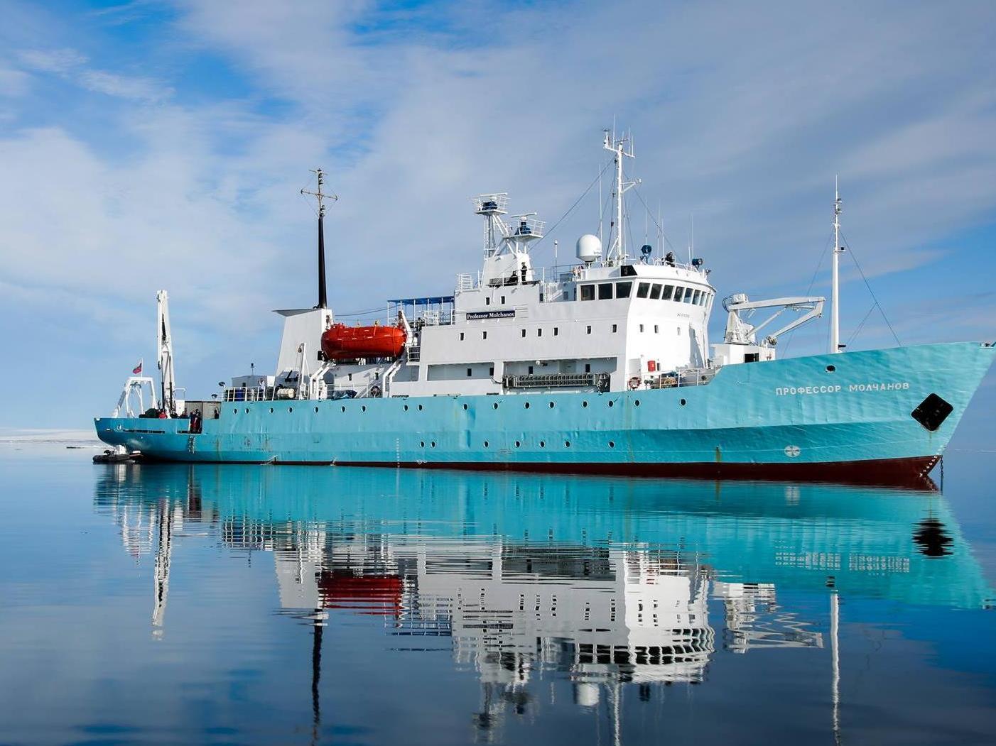 UniArctic : des étudiants suisses embarquent pour l'Arctique