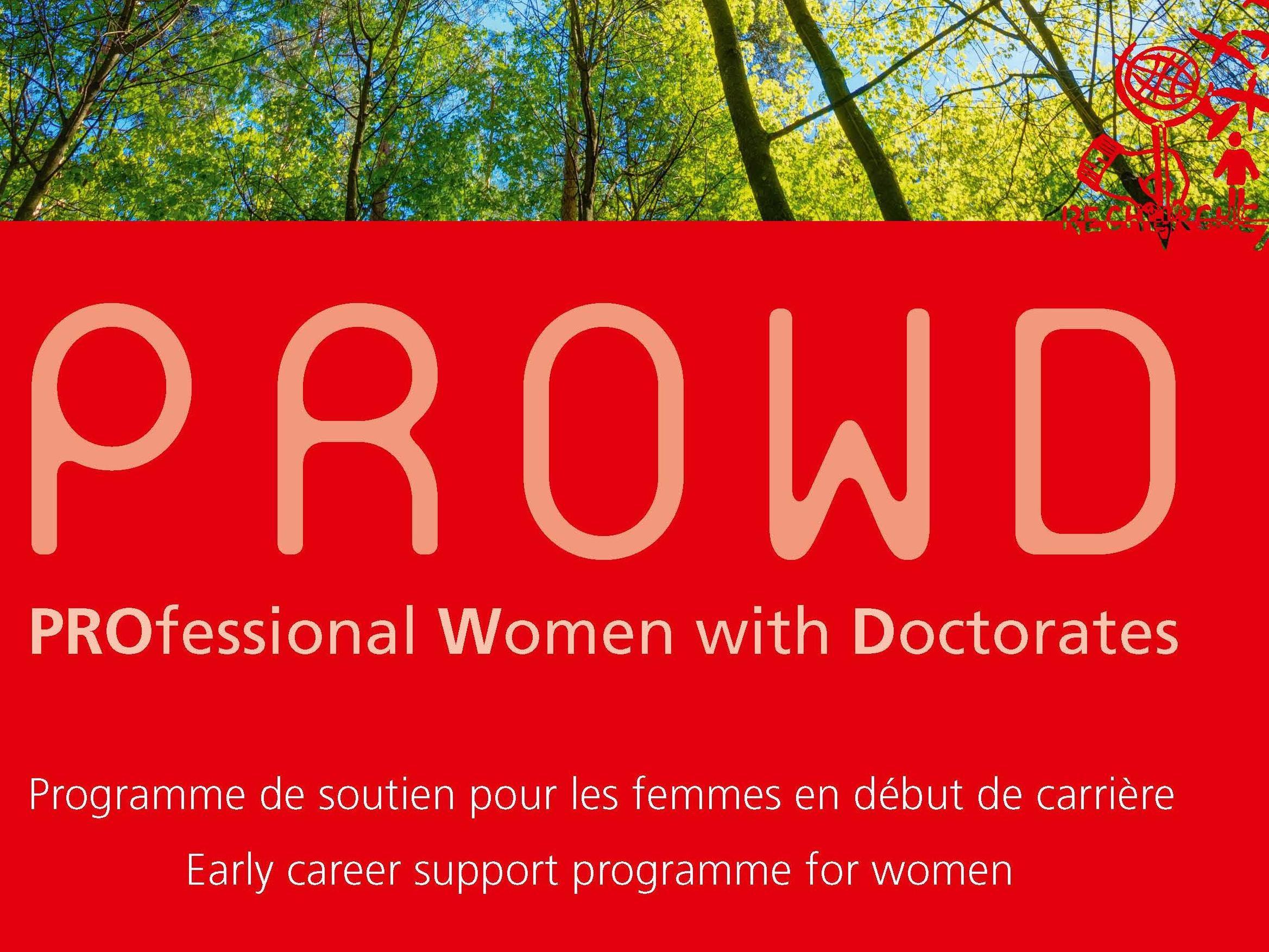 Nouveau programme de soutien aux carrières féminines