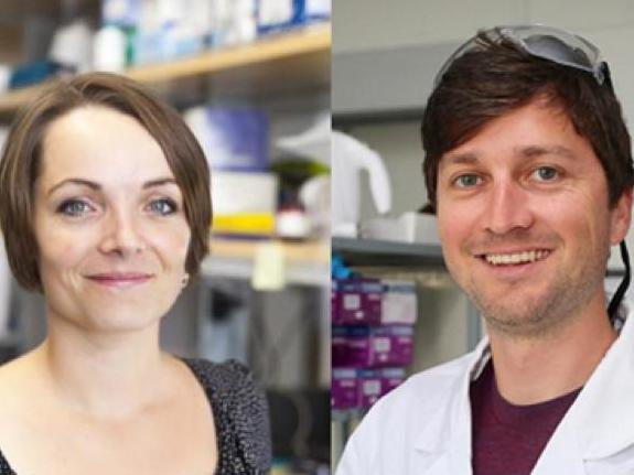 Two new InnoTREK grants awarded to Semira Gonseth Nusslé and Florentin Coppey