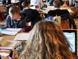 Publication des horaires d'examens