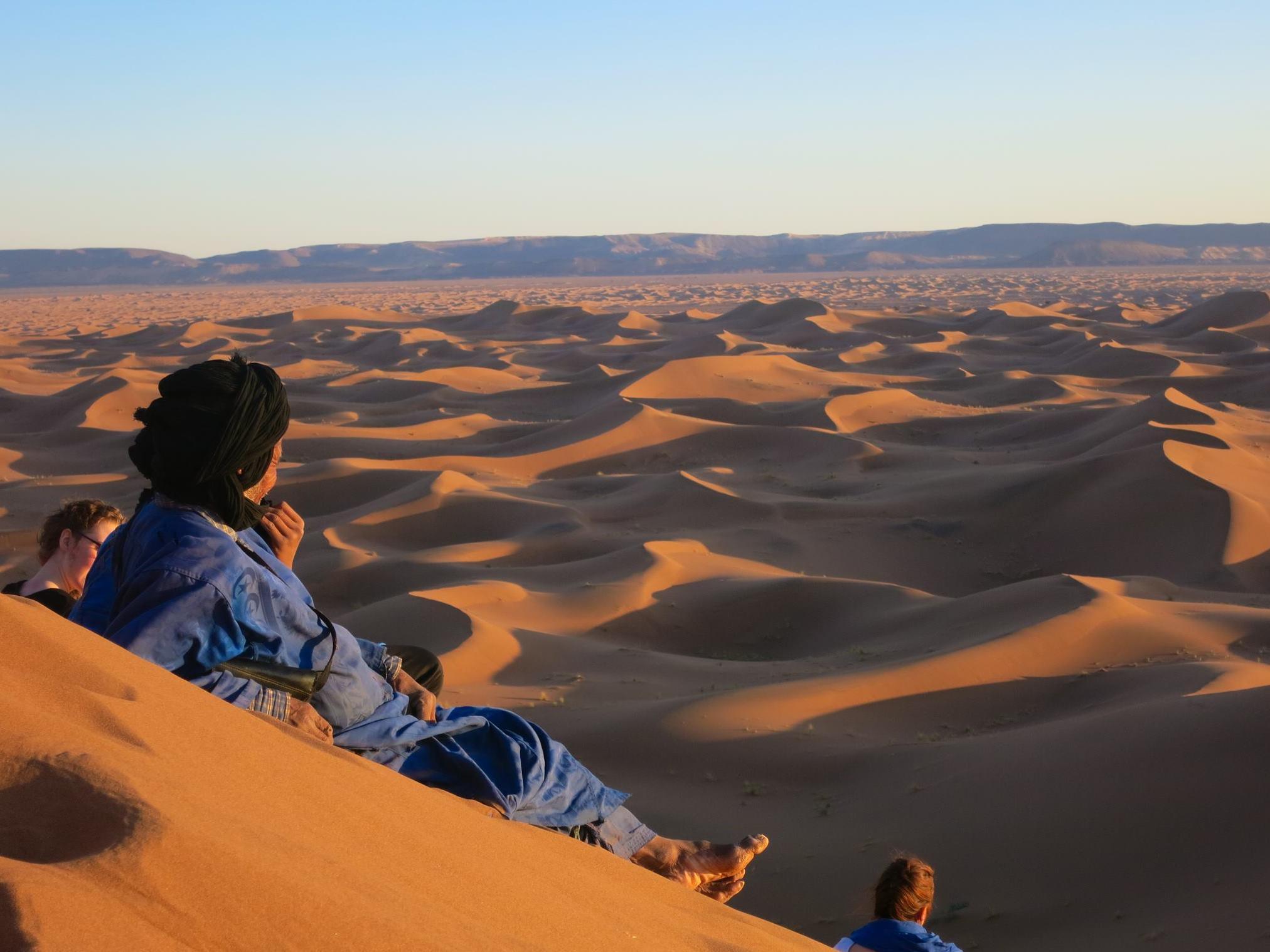 Treck dans le désert marocain: soirée d'information