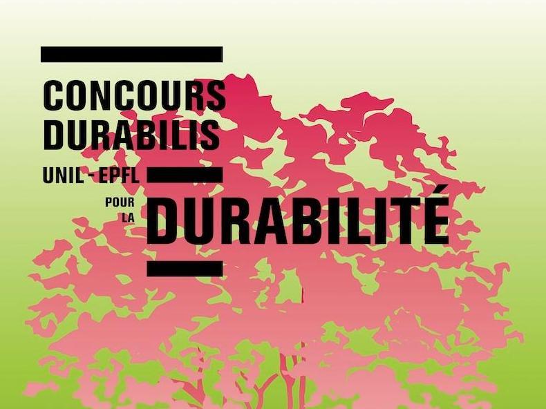 Concours Durabilis UNIL-EPFL