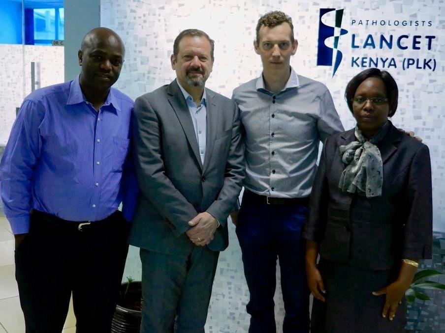 Le  REDs à l'origine du premier laboratoire antidopage en Afrique de l'Est