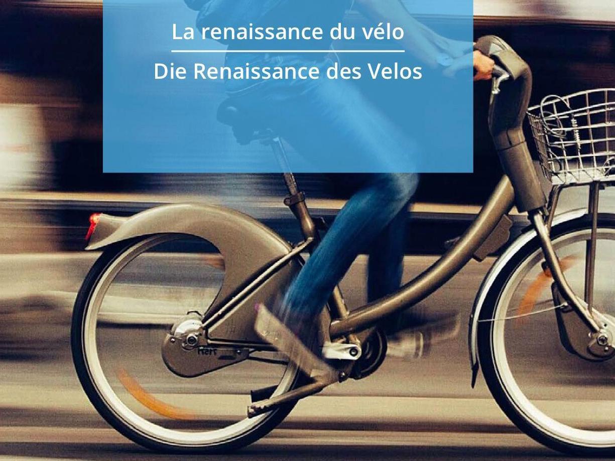 La renaissance du vélo