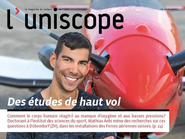L'uniscope : ça repart !