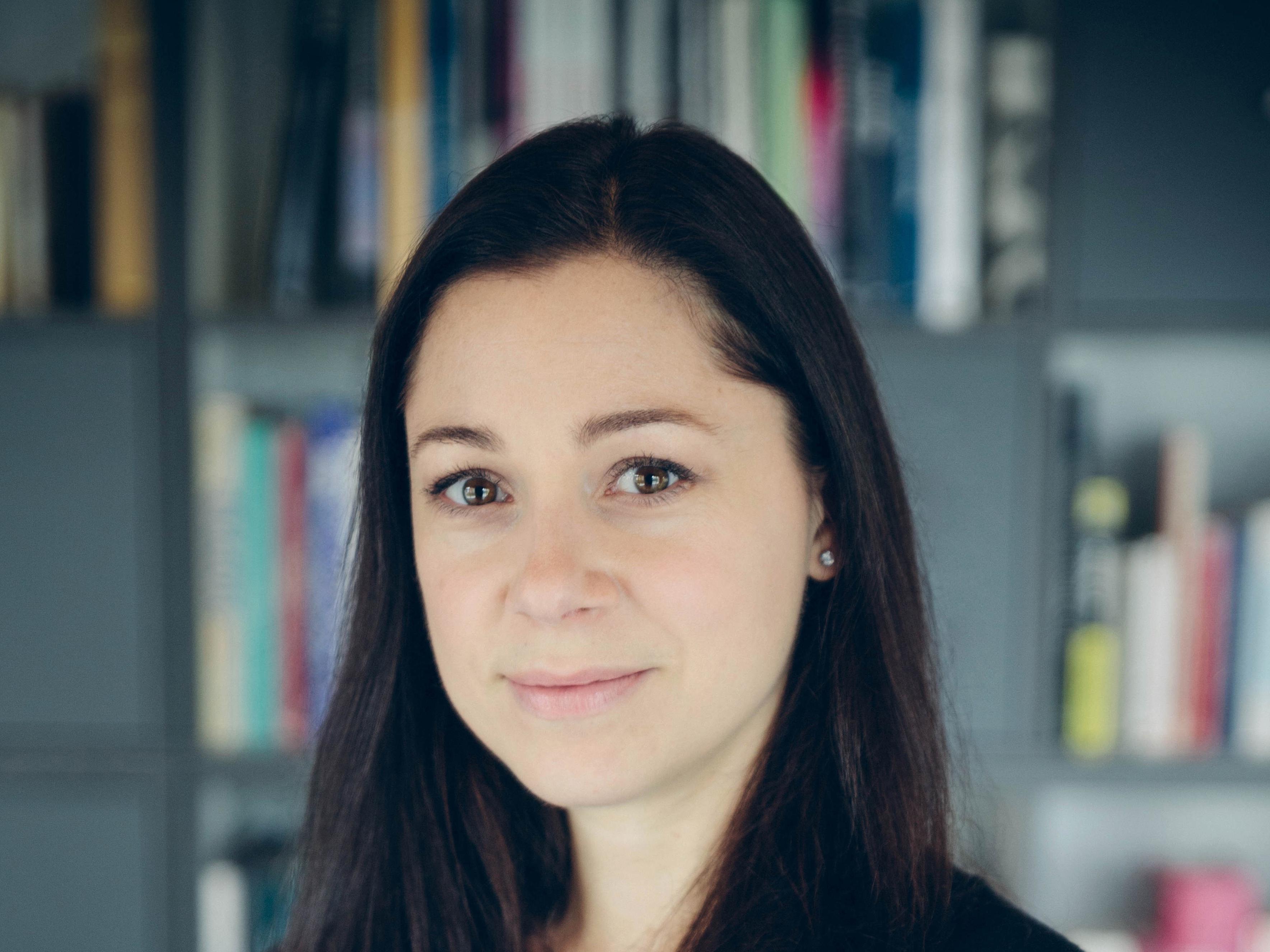 Stefania Maffei Boillat, Maître d'enseignement et de recherche à la Section de français