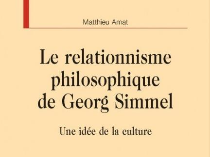 Publication de Matthieu Amat