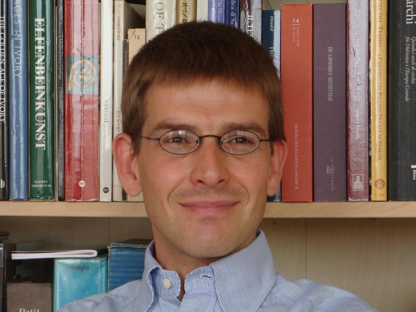 Michele Tomasi, Professeur ordinaire en Section d'histoire de l'art
