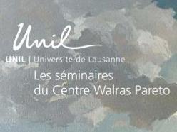 Le programme des séminaires du Centre Walras-Pareto