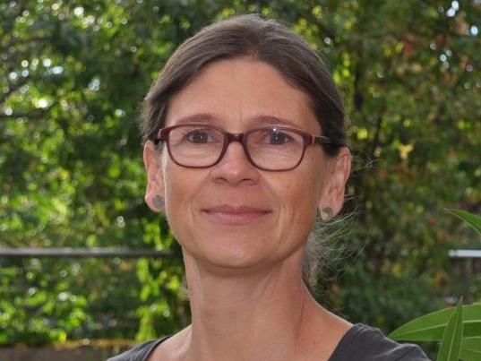 Marta Caraion, Professeure associée en Section de français
