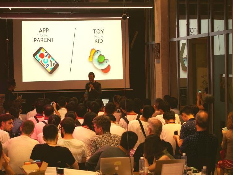 CHIC: les objets connectés réalisés par les étudiant·e·s seront présentés au DemoDay de l'ECAL