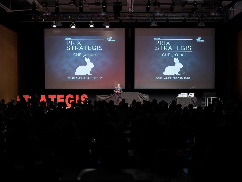 Prix Strategis 2018: l'appel à candidatures est lancé!