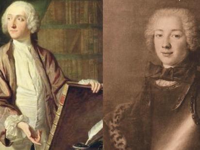 La correspondance du marquis de Mirabeau et de Charles Frédéric de Sacconay (1731-1787)