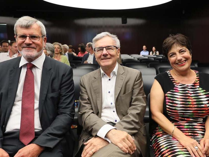 Trois nouveaux honorariats pour la FDCA