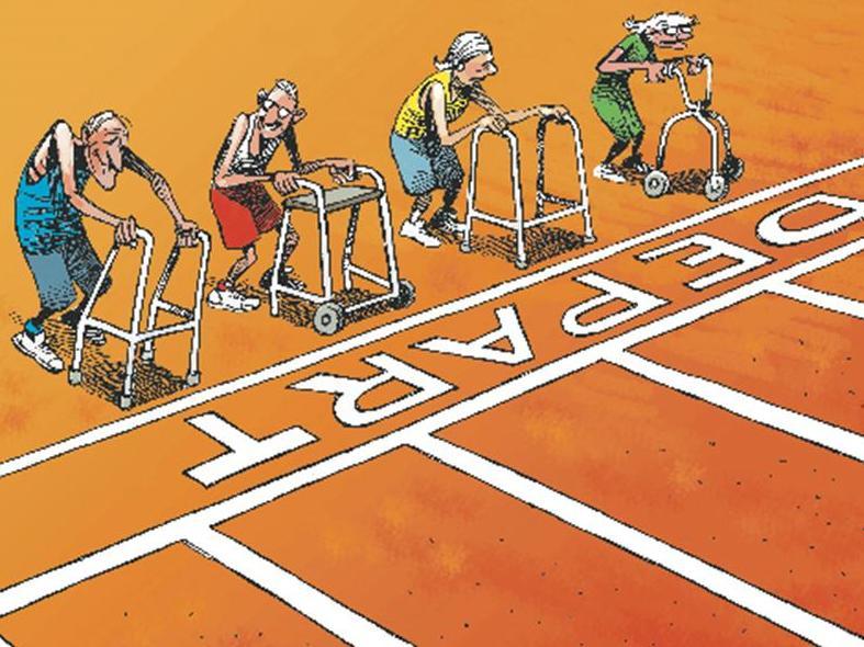 Forum Santé: les défis de la longévité