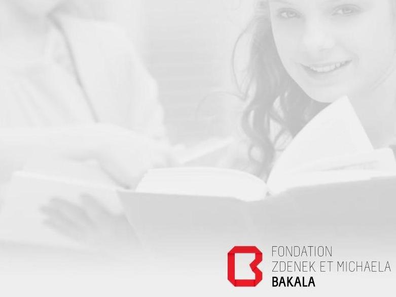 Fondation Zdenek et Michaela Bakala
