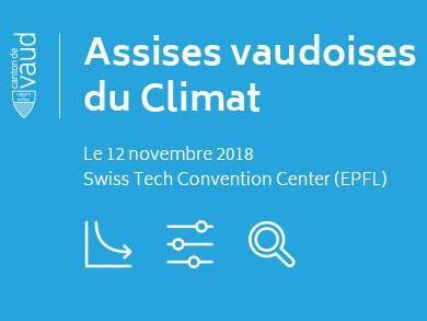 Participation FGSE aux Assises vaudoises du climat