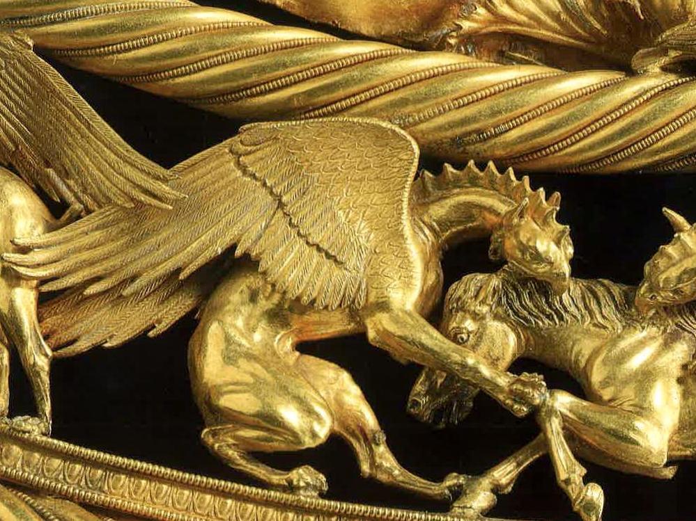 Collaboration avec le Musée des Trésors historiques d'Ukraine