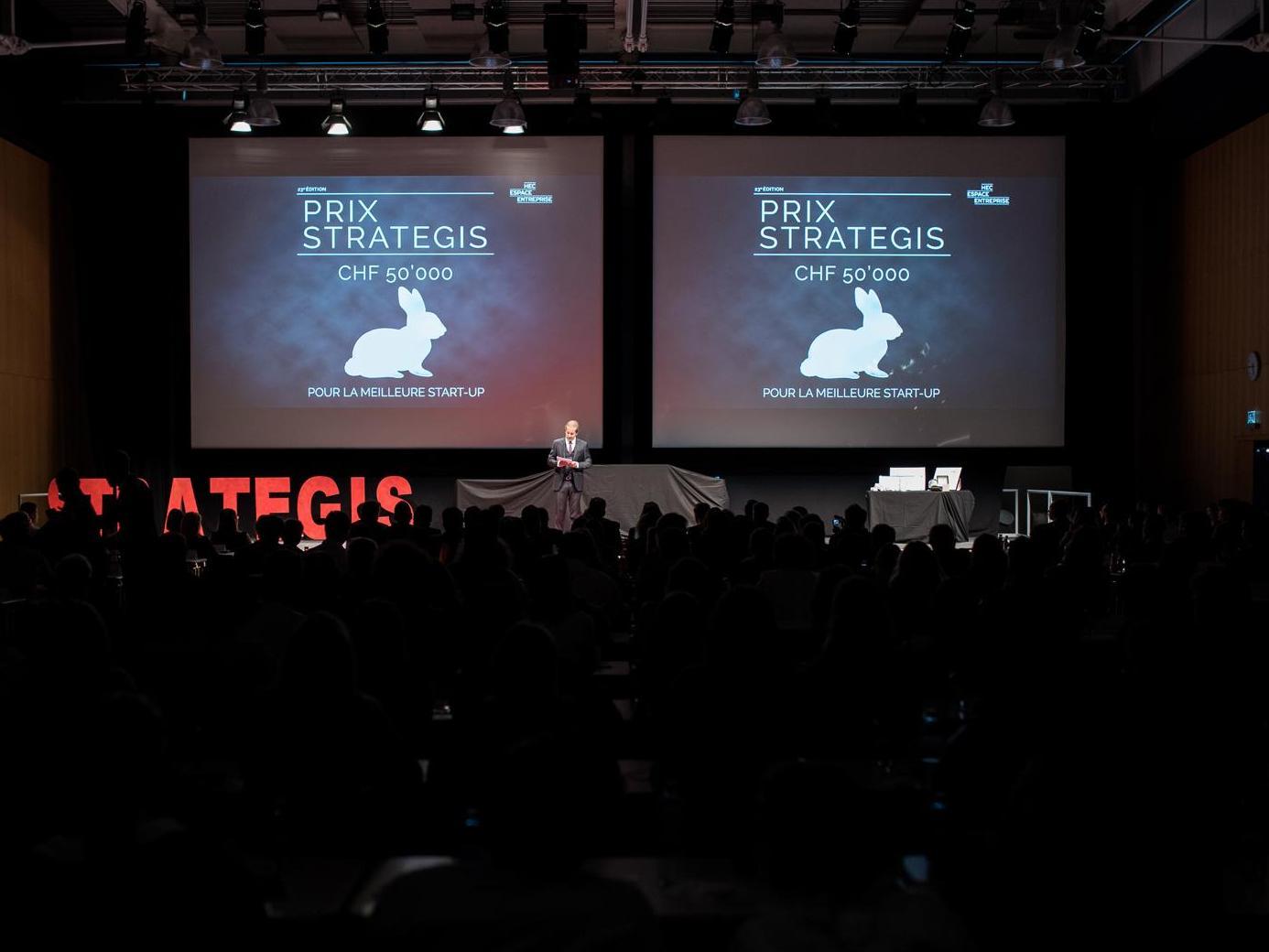 Les start-up demi-finalistes du Prix Strategis 2019 sont connues!