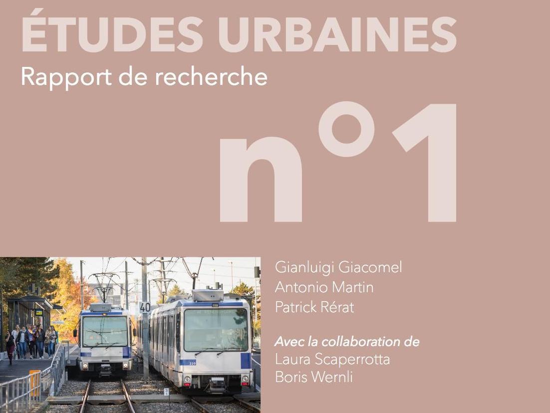 L'urbain sous la loupe d'une nouvelle série de rapports de recherche
