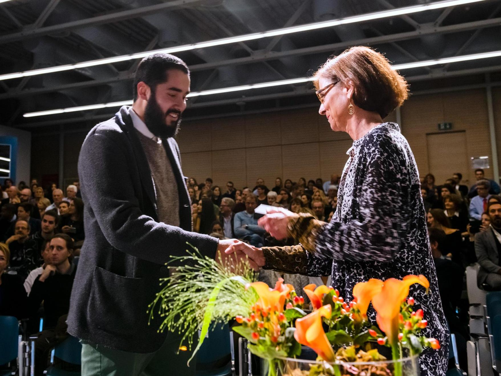 Les photos des cérémonies de fin d'études 2018 sont disponibles