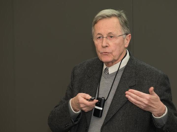 Intervention du Prof. Jean Guichard à la cérémonie des 50 ans de l'Institut de Psychologie