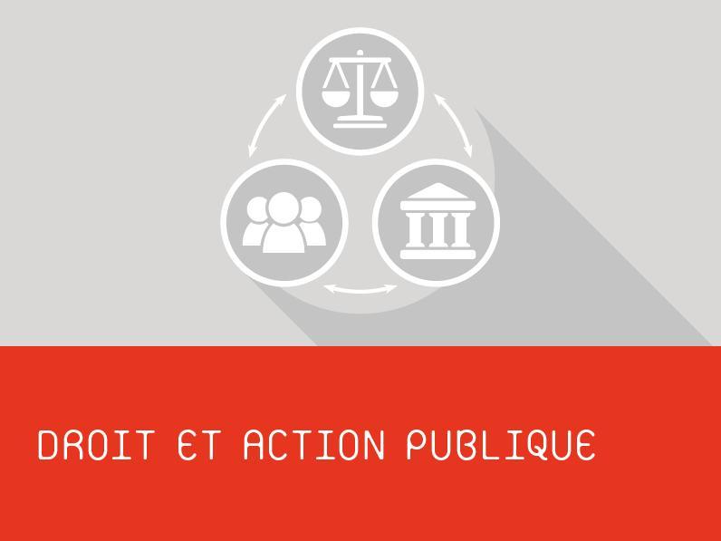 CAS l Droit et action publique