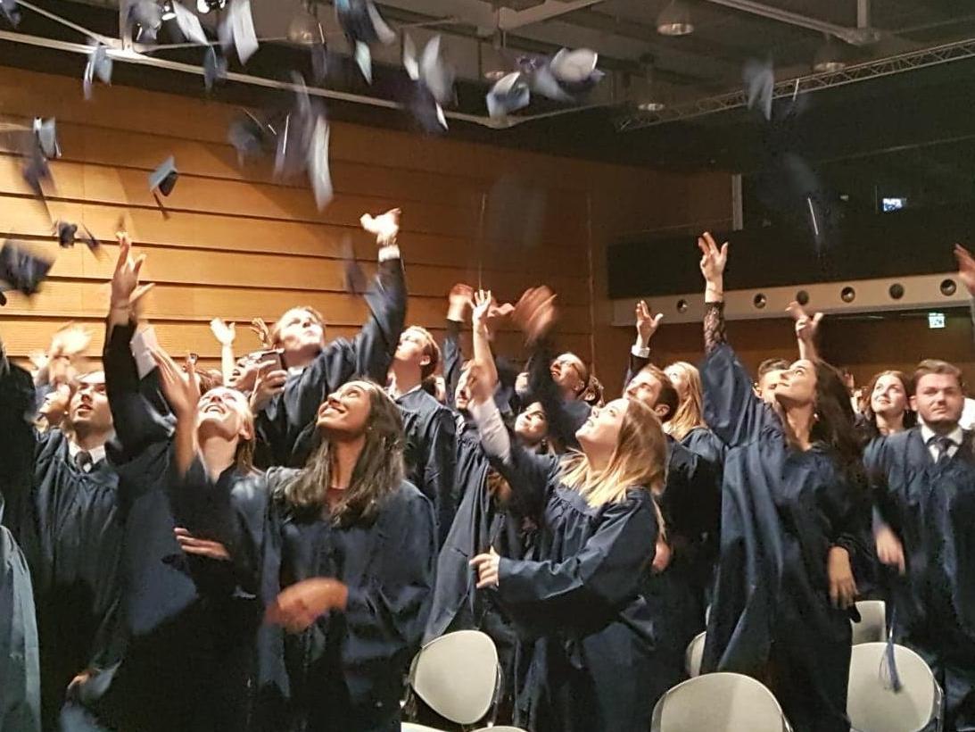 Graduation ceremonies 2018: magic moments